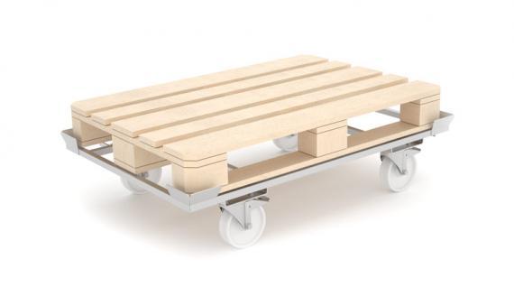 Vozík E-rámu - inteligentní tažná souprava