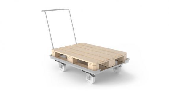 Tažný vozík na palety
